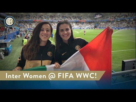 INTER WOMEN @FIFA WOMEN'S WORLD CUP! 🇮🇹🖤💙 [CC ENG]