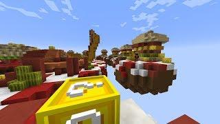 Minecraft ตะลุยมินิเกม กลับมาแล้ว มินิเกมที่หายไปนาน สนุกมาก