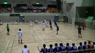 ハンドボール 東京都高等学校 関東大会予選 昭和第一対東大和(後半)