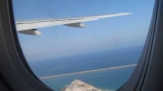Взлет Boeing 777-300 из аэропорта Ираклион. Крит. Греция(, 2016-10-22T10:43:12.000Z)