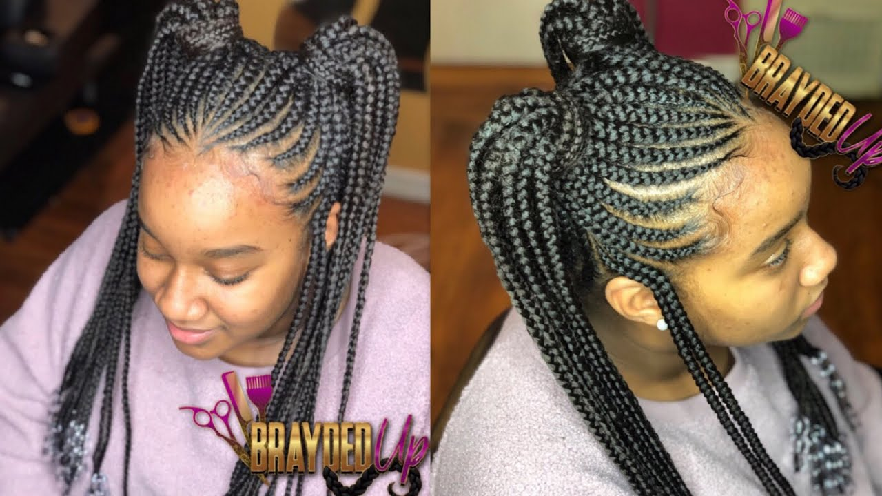 Hair Styles For Toddlers: Thickest Hair Ive Ever Done