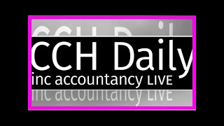 [Breaking News]Hmrc promises more criminal prosecutions | cch daily thumbnail
