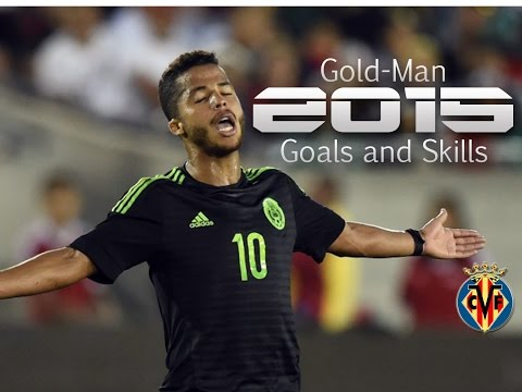 Giovani Dos Santos |Gold-Man |Ultimate Goals and Assists | 2015