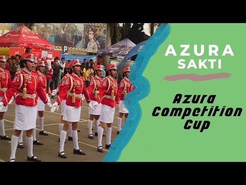 Special Performance Paskibra Azura Sakti Pada Kegiatan Azura Competition Cup 2011