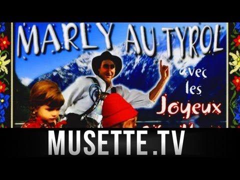 Musette MARLY ZILLERTALER HOCHZEITSMARSCH mariage accordéon heureux