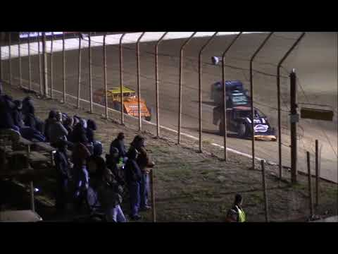 UMP Modified Heat #8 from Portsmouth Raceway Park, October 18th, 2018.