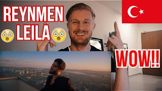 (WOW!!) Reynmen - Leila ( Official Video ) // TURKISH MUSIC REACTION