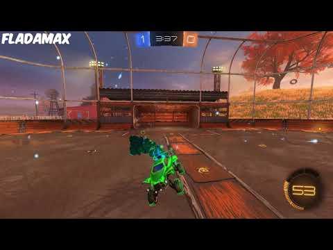 My random Rocket-League montage 4 ft RevalKing