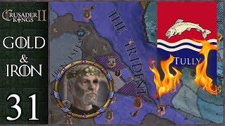 Holy Fury: Game of Thrones - Valyria's Light #16 - Azor Ahai VS Iron