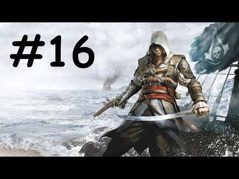 """Assassin's Creed 4: Black Flag"" walkthrough (100% synchronization), Sequence 12(All Memories) 60FPS"
