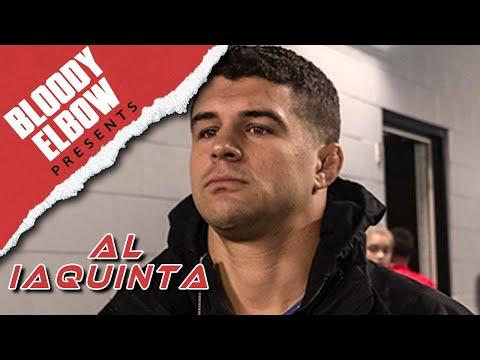 Al Iaquinta reacts to Justin Gaethje diss ahead of UFC 243: 'I don't think I'm an easy fight on any day'