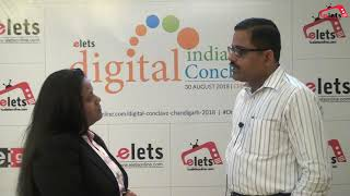 Interview | D K Tewary, Dept of Technical Education & Industrial Training, Chandigarh Administration