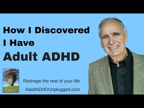 How I discovered I have Adult ADHD