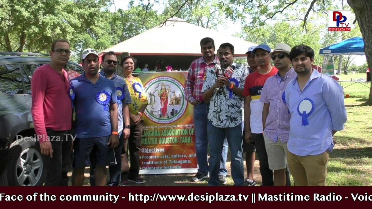 Telangana Vanabhojanalu l Telangana Association of Greater Houston (TAGH) 2019 l Highlights