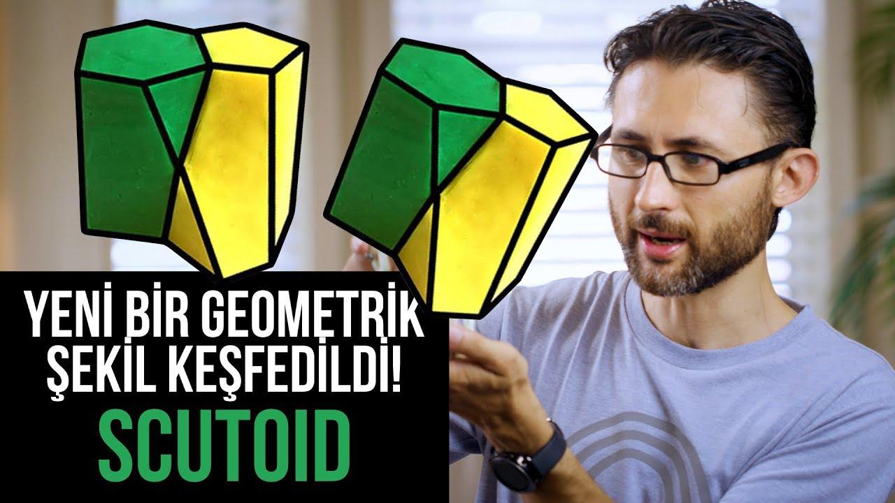 Yeni bir geometrik şekil keşfedildi! SCUTOID