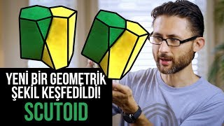 A new geometric shape has been discovered! SCUTOID