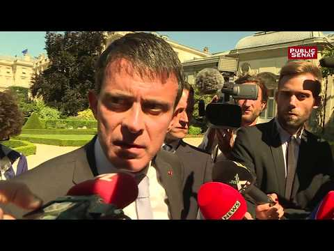 """Manuel Valls : """"Personne ne peut contester mon élection"""""""