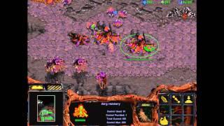 Zerg Mission #3: The New Dominion - StarCraft - Playthrough (Part #13)