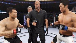 UFC 정찬성 vs 김동현