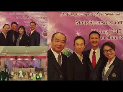 Muar 'Superstar' Malaysia Open DanceSport Championship 2015