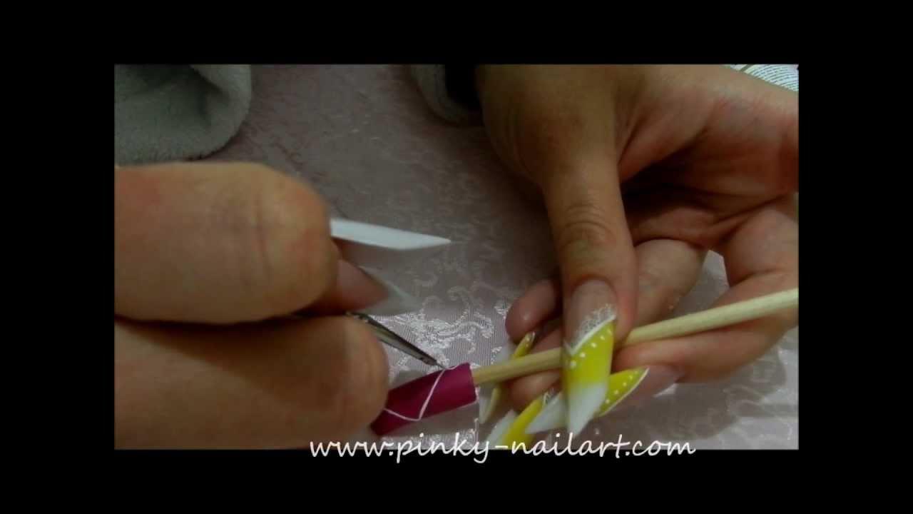 Comment Peindre De La Dentelle dessiner de la dentelle à l'acrylique
