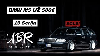 UBR Team: BMW M5 už 500€ (15 serija)