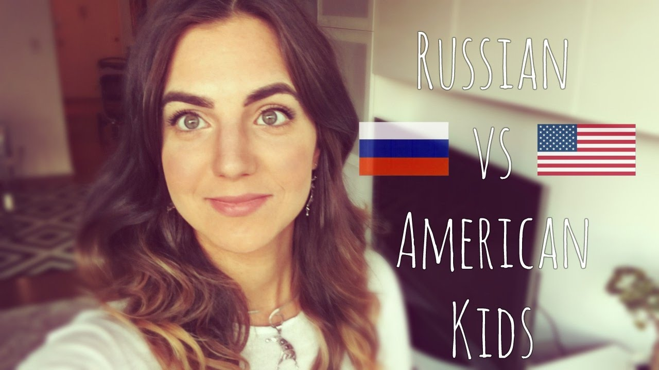 питание американцев глазами русского