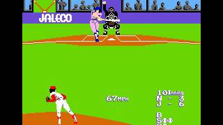 Bases Loaded (NES) Ending