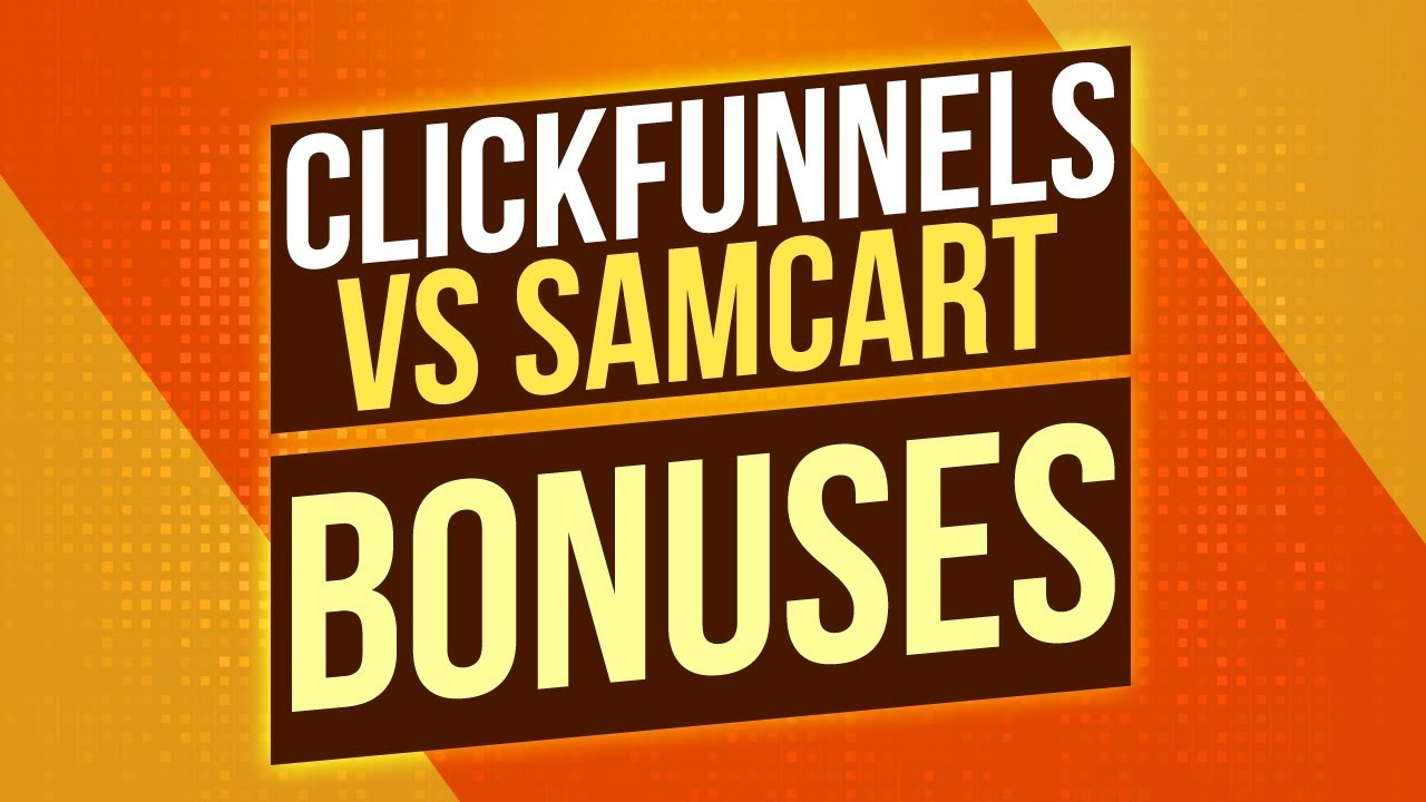 Clickfunnels Vs Samcart Things To Know Before You Buy