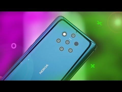 Xiaomi Mi9 SE с глобальной прошивкой, Nokia 9 Pure View с 5 камерами в деле! [Новости MWC 2019]