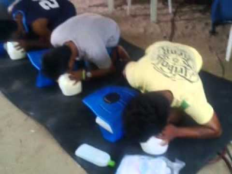 White sand and clear water corp., cpr training  course