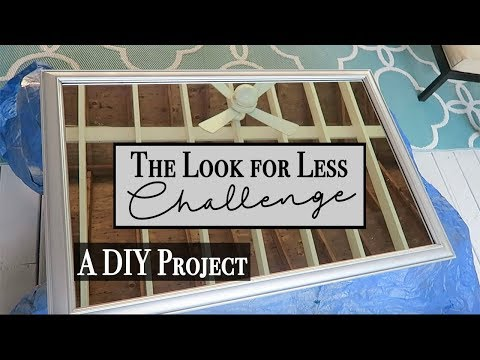 easy-mirror-makeover-diy-~-before-and-after