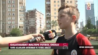 Spor Okulları | Maltepe Futbol Okulu (15 Temmuz 2017)