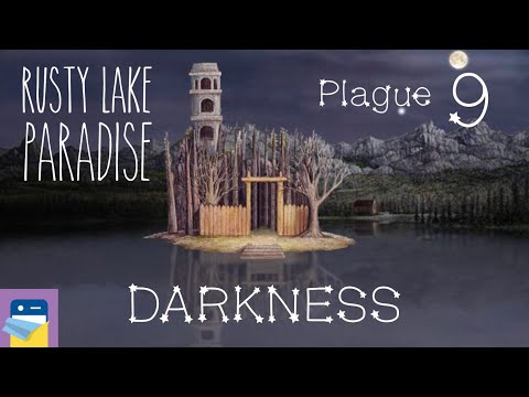 Rusty Lake Paradise: The Ninth Plague, Darkness Walkthrough + All 5 Achievements/Secrets - Level 9