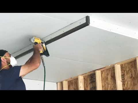 Fast Worker ( Drywall Corner Bead Installation)