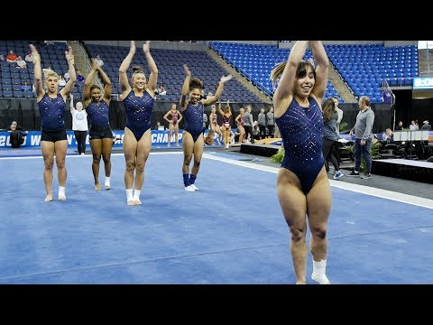 The Hunt: Gymnastics 2018 NCAA All-Access, Day Two