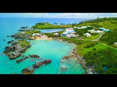 AMAZING BERMUDA [PART II] in Bird's Eye View {4K/1080 HD Quality}