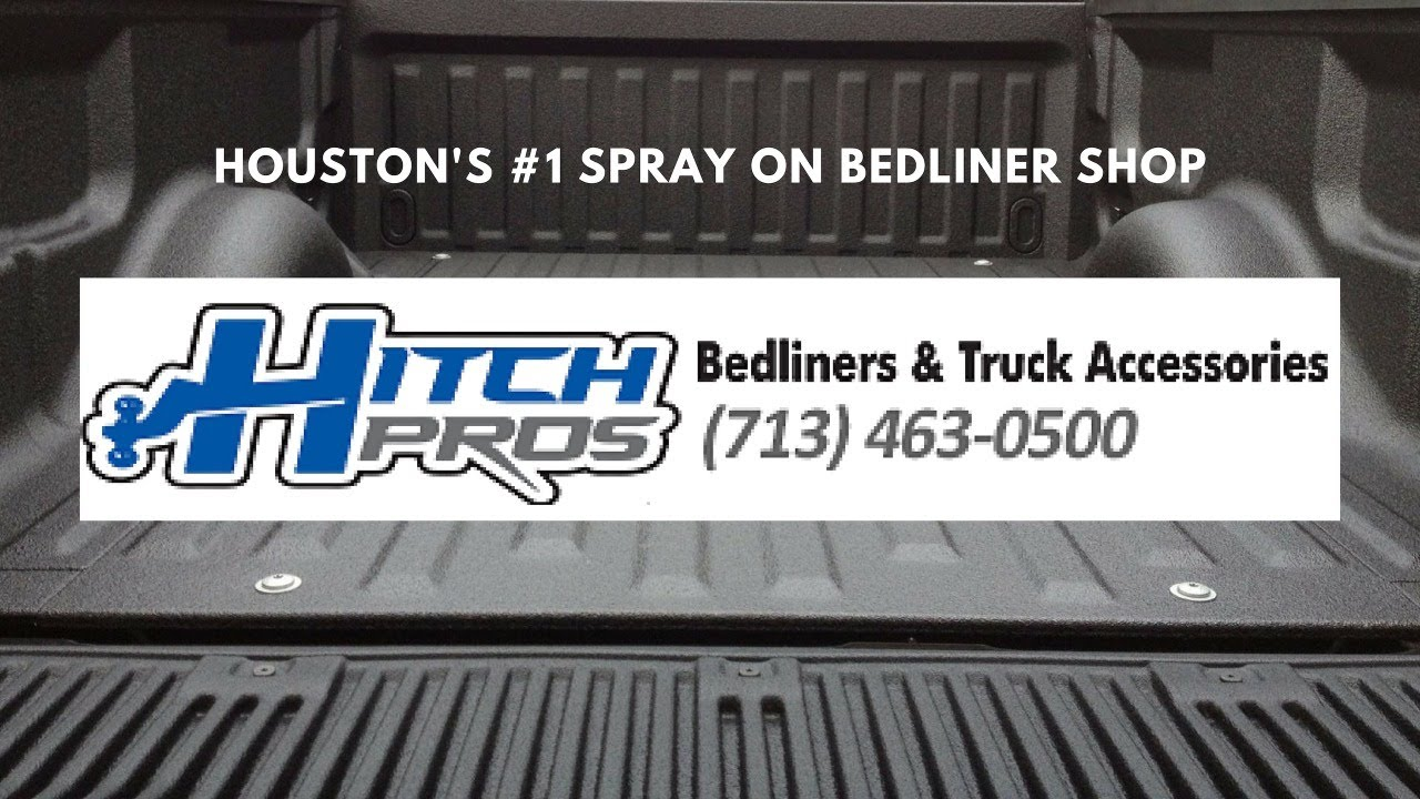 Spray On Bedliner Cost >> Spray In Bedliner Houston Cost