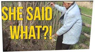 Man Finds Bones in Garden; His Wife Already Knew ft. Steve Greene & DavidSoComedy