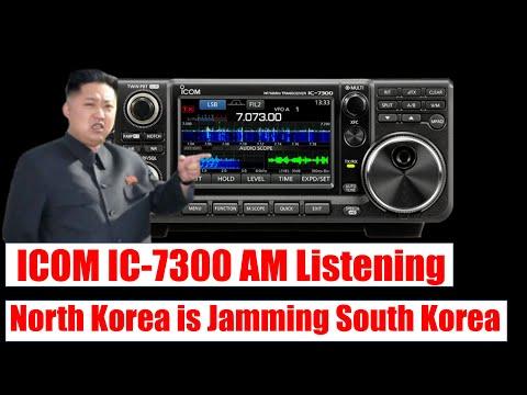 [4K video] North Korea is Jamming Signal cross South Korea