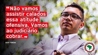APIB aciona PGR contra Bolsonaro