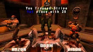 Quake III: Arena - Longplay