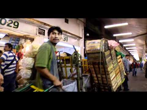'Central de Abasto' Programa 2: Parte 1/3 EfektoTV presenta: 'Despertares Mxico'