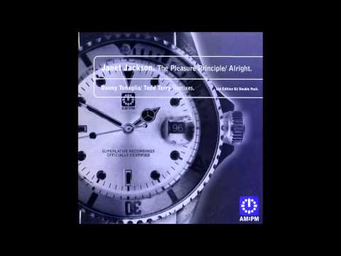 Janet Jackson-The Pleasure Principle -Danny Tenaglia/Todd Terry - Remixes