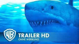 DEEP BLUE SEA 2 - Trailer #1 Deutsch HD German (2018)