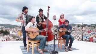 Tcha-Badjo - Blue Drag - Gypsy Jazz