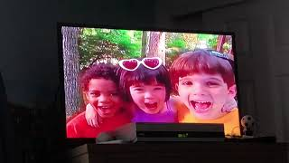 Opening and Closing to Dora The Explorer Swing Into Action VHS…