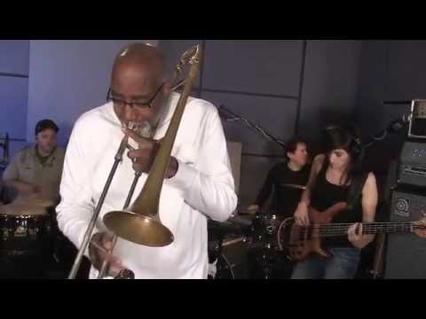 Groove Collective - Ms Grier (Last.fm Sessions)