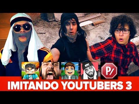 Imitando Youtubers 3 - Cocielo E Nakada