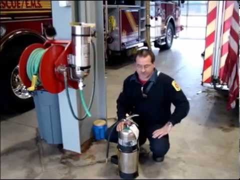 SFD Training  Minute-Water Can Fill Station